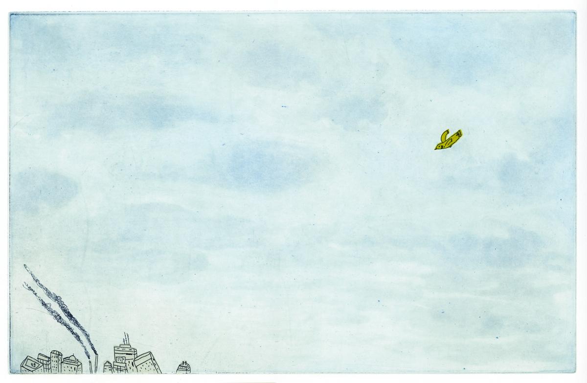 Bird Arrives in City