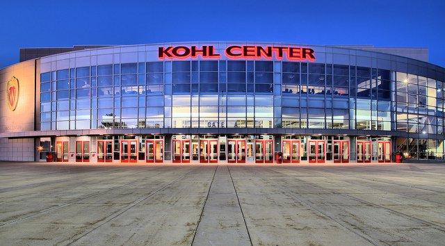 Madison Wisconsin's Kohl Center