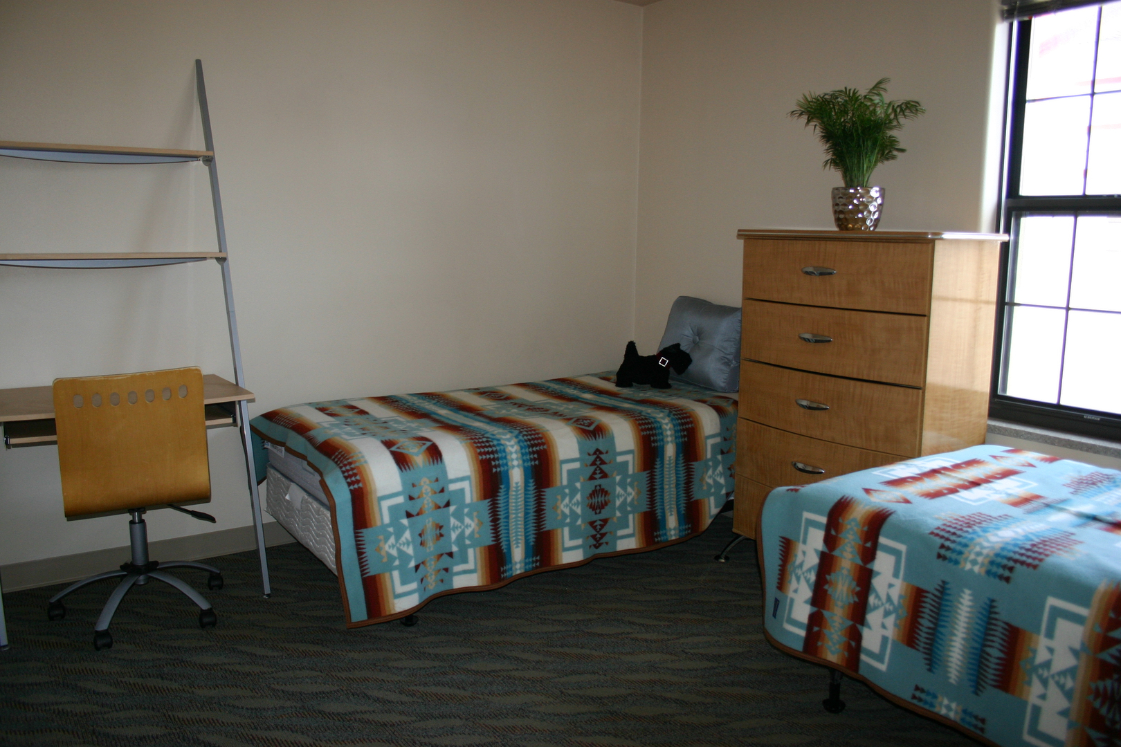 The Aberdeen Apartments offer large bedrooms suitable to share with a roommate