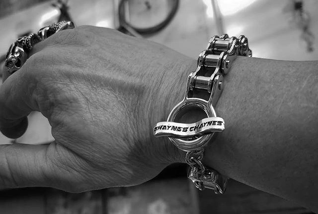 "' ' ' ~~ SHAYNES  CHAYNES  of  Malibu ~~~~~~~~~~~~~~~~~~~~~~~~~~~~~~~~~~~~~ ~~~~~~~~~~~~~~~~~~~~~~~~~~~~~~~~~~~~~ ■■ 'CUSTOM  MOTORCYCLE  CHAIN  BRACELETS' ■■ ~~~~~~~~~~~~~~~~~~~~~~~~~~~~~~~~~~~~~ ~~~~~~~~~~~~~~~~~~~~~~~~~~~~~~~~~~~~~ • OUR  NEW  WEBSITE ---------------  ShaynesChaynes.com ------------------------------------------------------------------------------------------- •  NOW  ONLY $100 -------- NO TAX -------- FREE SHIPPING ------------------------------------------------------------------------------------------- •  Order  yours  NOW ------------------  ShaynesChaynes.com ------------------------------------------------------------------------------------------- •  Purchase  today &  wear  it  in  2-3  business  days. ----------------------------------------------------------------------------------- •  Made  of  Pure  316L ""Surgical  Steel""  material. ----------------------------------------------------------------------------- •  Free  2--3  day  USPS  nationwide  delivery. --------------------------------------------------------------------- •  We  accept  ALL  major  credit  cards. -------------------------------------------------------------- •  See  our  INSTAGRAM  photos. ---------------------------------------------------- •  Visit  our  FACEBOOK ~~~~~~~~~~~~~~~~~~~~~~~~~~~~~~~~~~~~ #accessories #tattoos #tattoo #harley #cycling #bracelets #bikergirl #hd #bikerporn #bikerchick #harleydavidson #bikelife #bikeswithoutlimits #mensaccessories #cyclist #motorcyclefashion #instashop #harleydavidson #bracelets #fashion #instagram #bikers #biker #jewelrydesigner #mensstyle #bikersofinstagram #instafashion #bling #bracelet #blingbling"