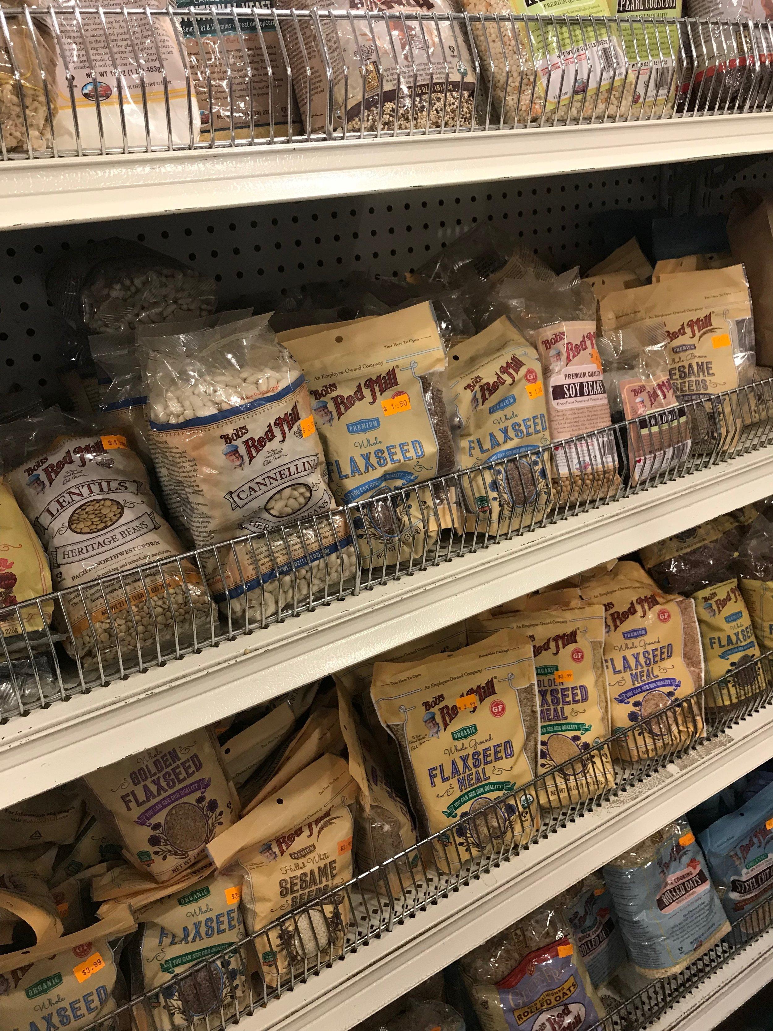 Wide Range of Seed & Nut Flours -