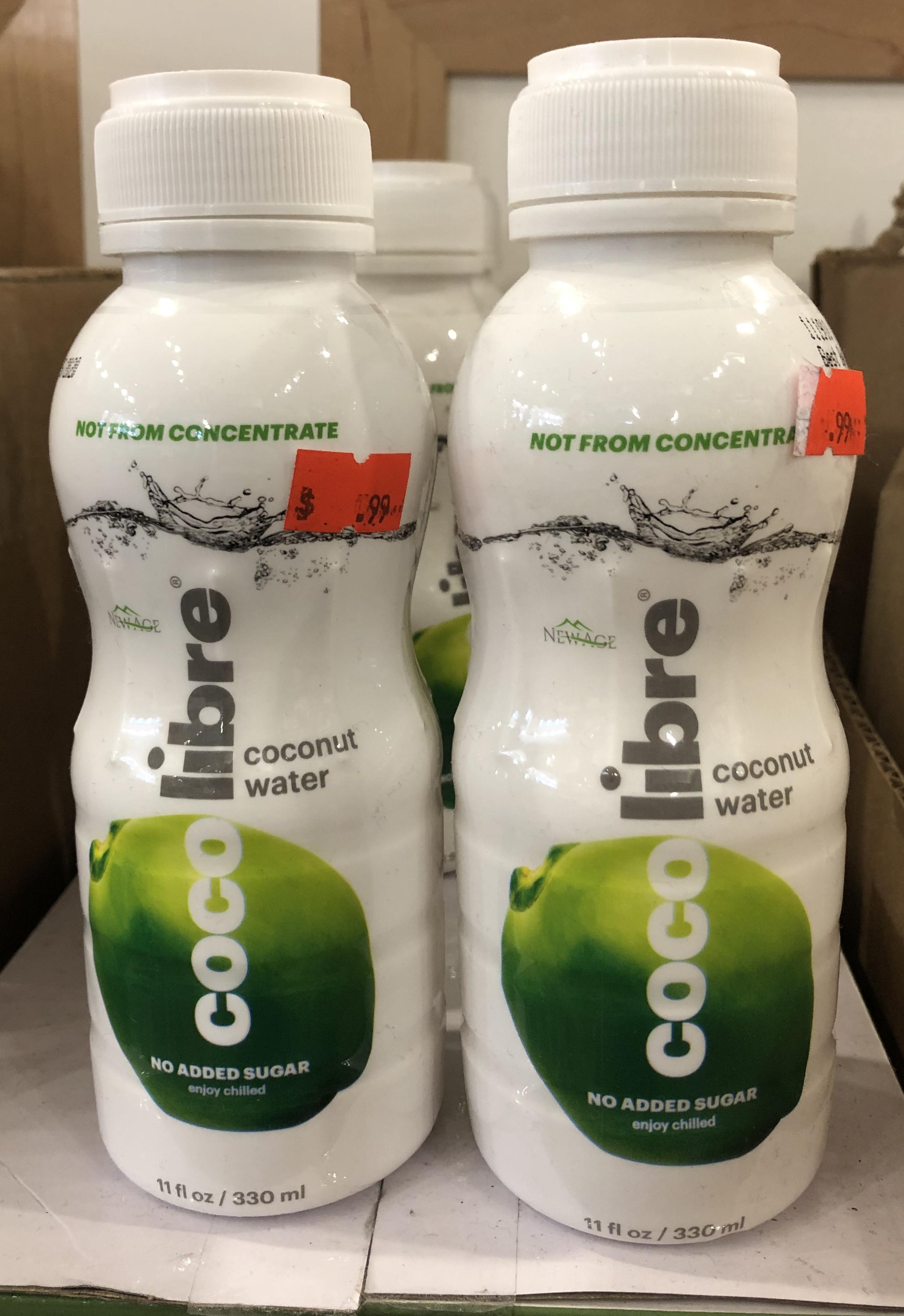 Cocolibre Coconut Water