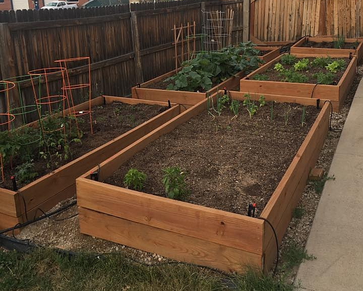 GARDENS - Beds and Planters