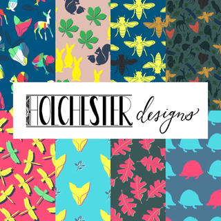 Woodland Brights Collection ©Holchester Designs