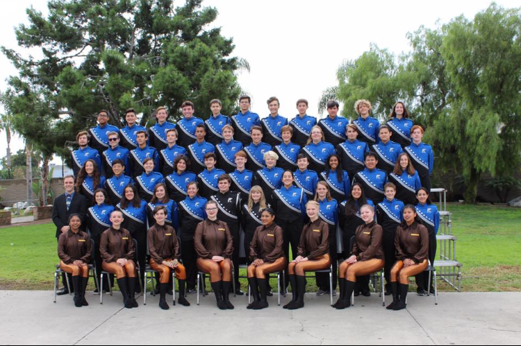 DHHS Dolphin Regiment - DHHS Marching Band 2018-19