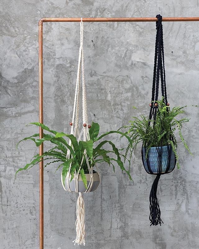 A FEW OF OUR FAVOURITE THINGS: 1: PLANTS 🌱  2: MACRAME ❣️ ⠀⠀⠀⠀⠀⠀⠀⠀⠀ The R/G Black Macrame is available on the Shop and at @lespromenadesgatineu (in the POP-UP SHOP). ⠀⠀⠀⠀⠀⠀⠀⠀⠀ This is the perfect stocking stuffer for any plant lover! - - - - - #flowers #florist #ottawaflowers #ottawaflorist #designerschoice #designer #floraldesigner #seasonal #seasonalblooms #dogwood #winter #christmas #winterbeauty #luxe #beautifulflowers #flowerarrangment #flowervase #holidays #holidayseason #giving #gifting #gift #natural #riverwoodgardens #plants #homedecor #homedecoration #onlinestore