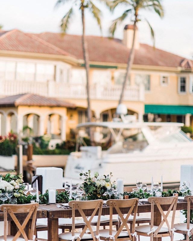 Reminiscing on this gorgeous boat side wedding.
