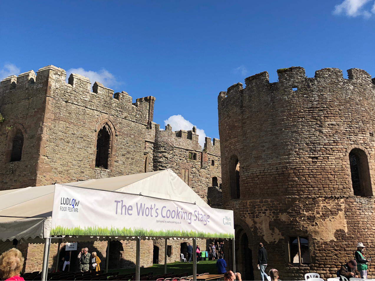 Ludlow Food Festival Digital Marketing