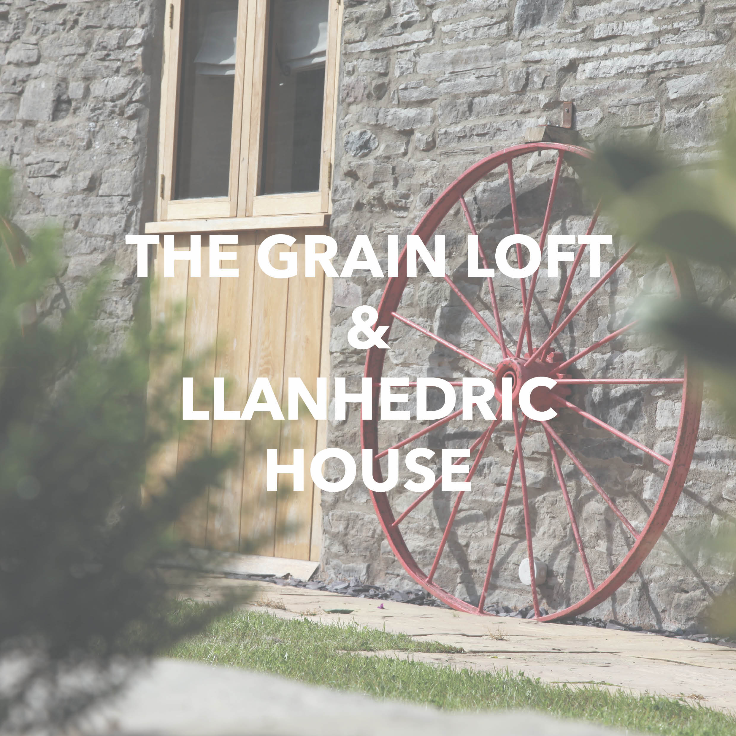The Grain Loft is a beautiful barn that has been lovingly renovated to create an intimate holiday and wedding venue by owners, Elaine and Mark, and is adjacent to their already successful property Llanhedric House. We worked with the couple to develop and launch two new websites, a new brand, a rebrand and a collection of marketing materials