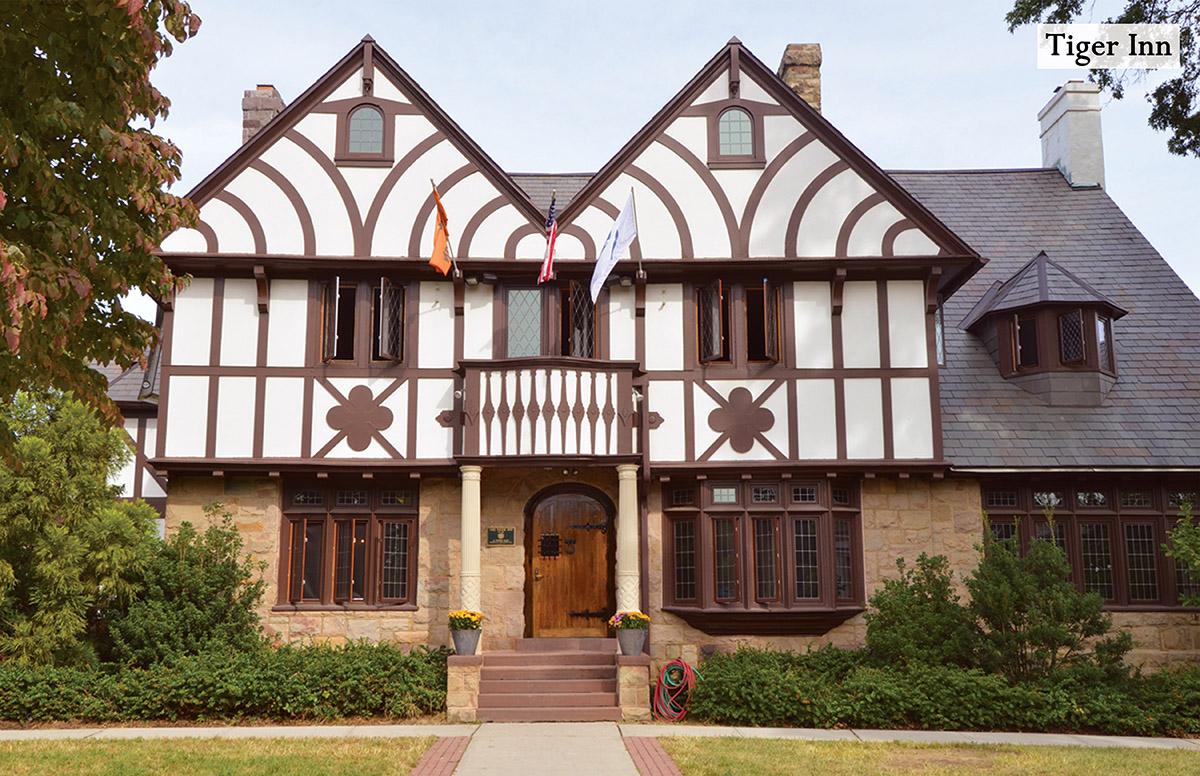 Copy of Tiger Inn