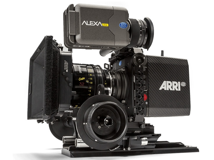 Arri's current flagship and a workhorse on today's film and tv sets.