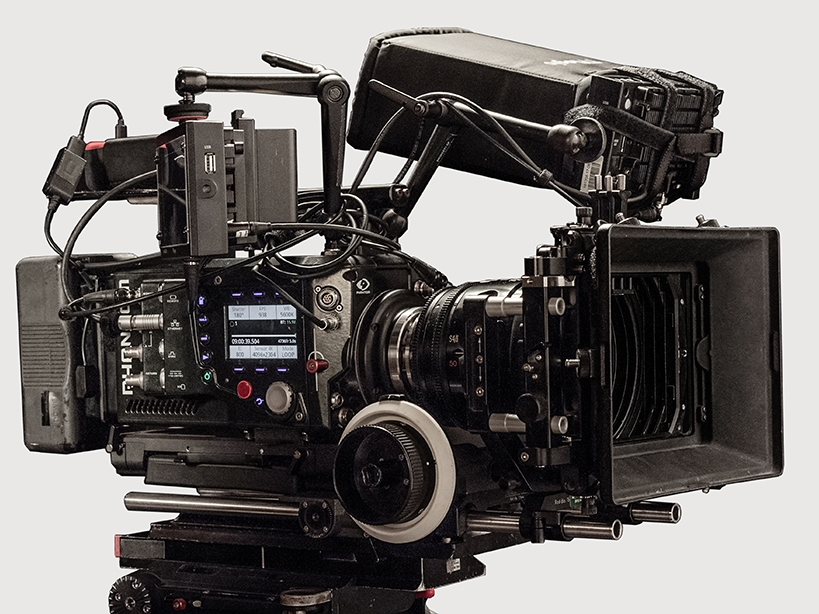 The current king of high speed cinema. Filming at up to 1,000 fps at 4K or 2,000 fps at 2K, with a sensor that continues to astound us with its sharpness and 14 stops of latitude, allowing for buttery smooth gradations.