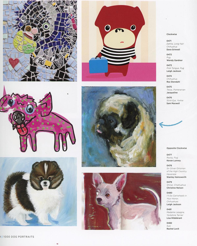 Book: 1001 Dog Portraits