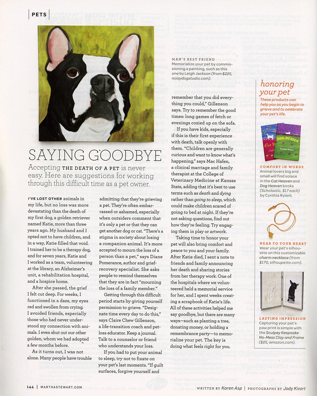 Martha Stewart Living September 2012