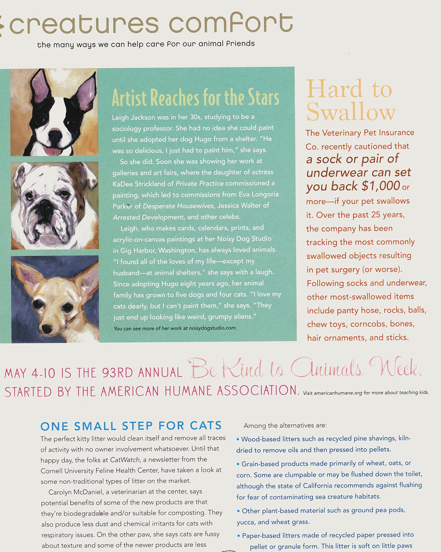 Mary Engelbreit's Home Companion April/May 2008