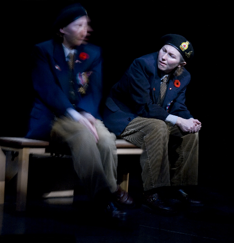 About - Find out more about us, the play, our work with The Canadian Fallen Heroes Foundation, and fundraising for Legions and Poppy Trust Funds across the country.photo by Tim Matheson