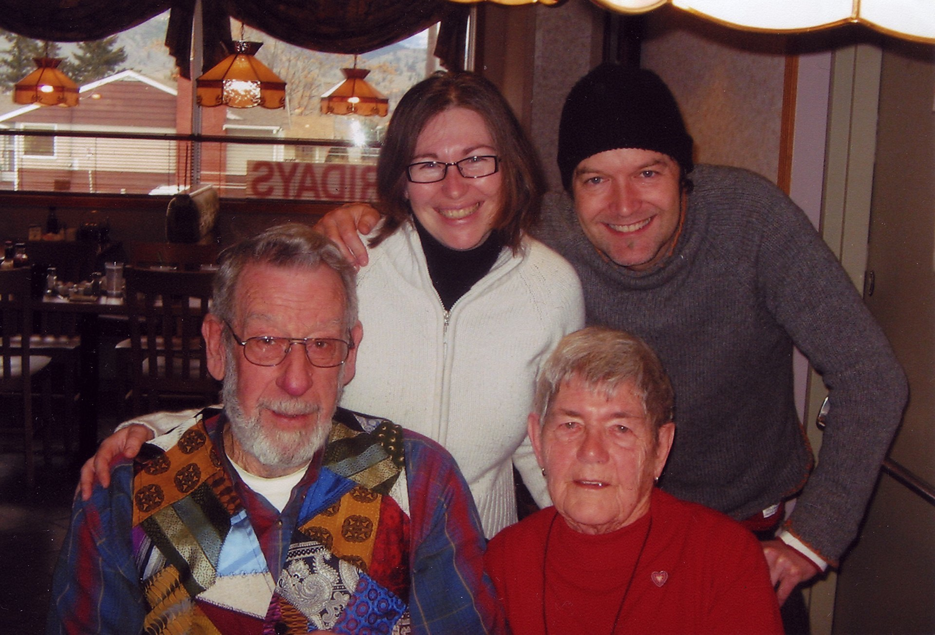 """Richard """"Moose"""" & Cathleen Norris"""