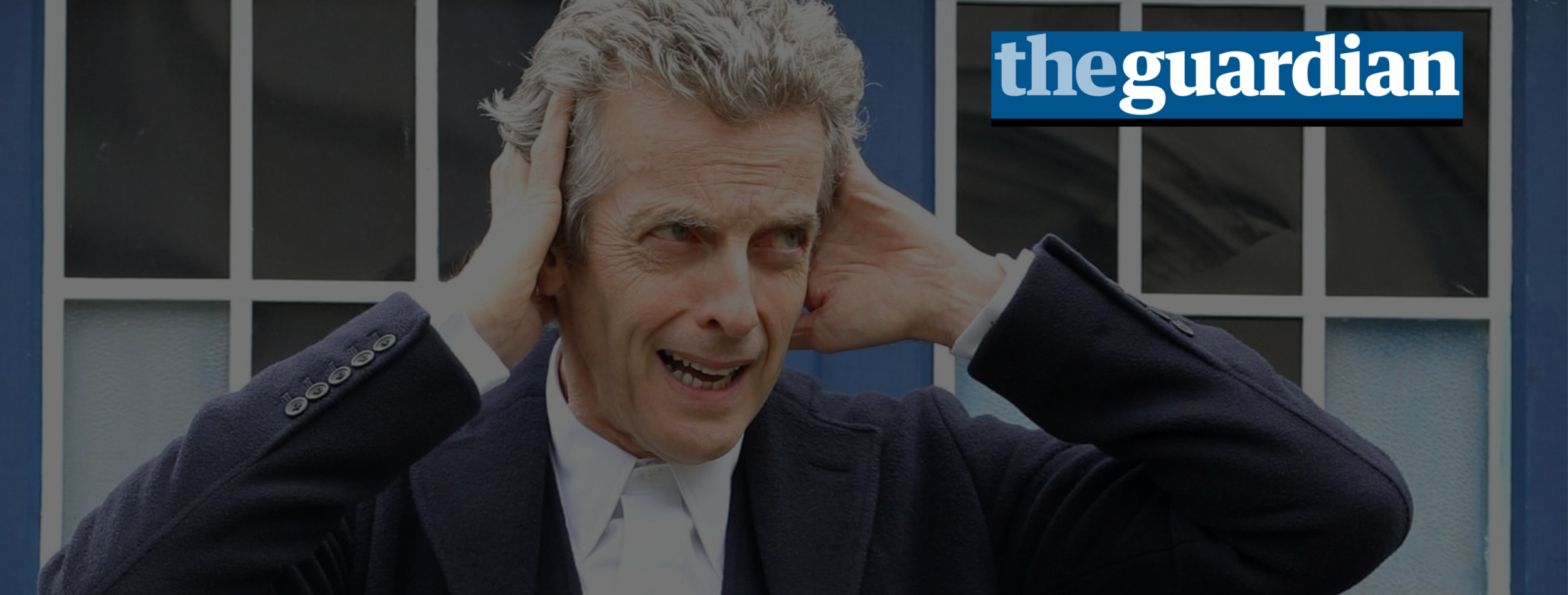 """Featured in The Guardian - As one of the """"best conventions for U.S. Whovians""""."""