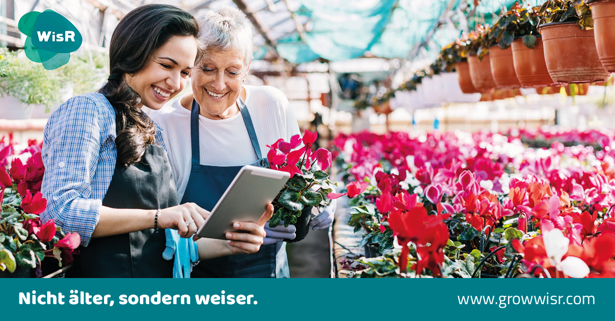 WisR connects experienced talents with companies.