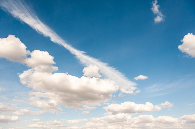 Clouds, Feather, Midwest, Color Photograph, Healing Art, Hospital Art, Interior Design, Wall Art