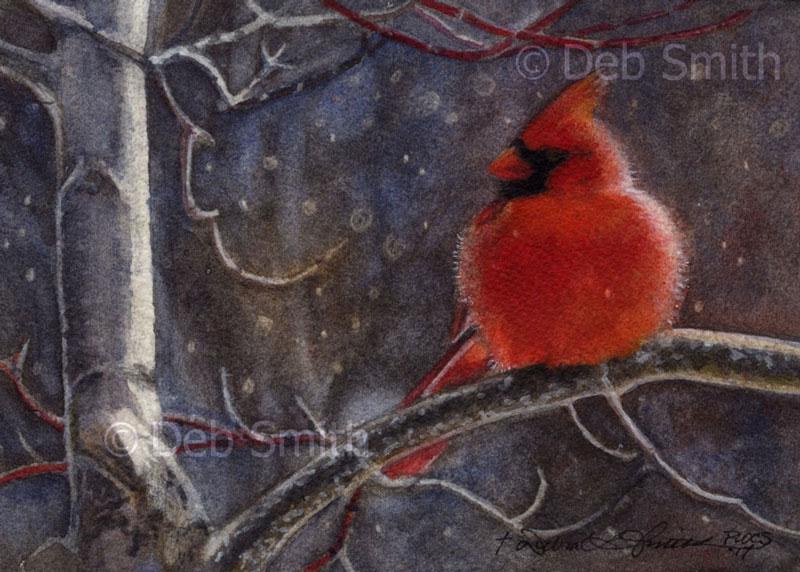 Deb, Smith, watercolors, original