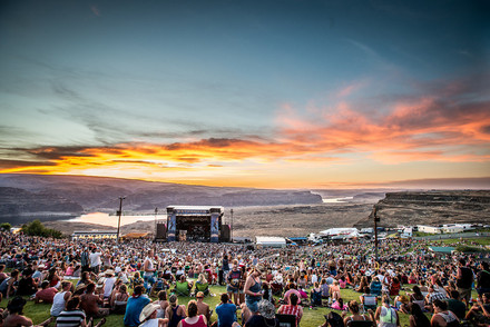 The breathtaking view from Watershed. Source:  Sounds Like Nashville
