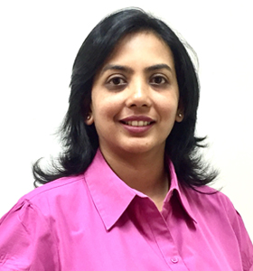 Smriti Manoj<strong>Managing Director Overseas Operations</strong>
