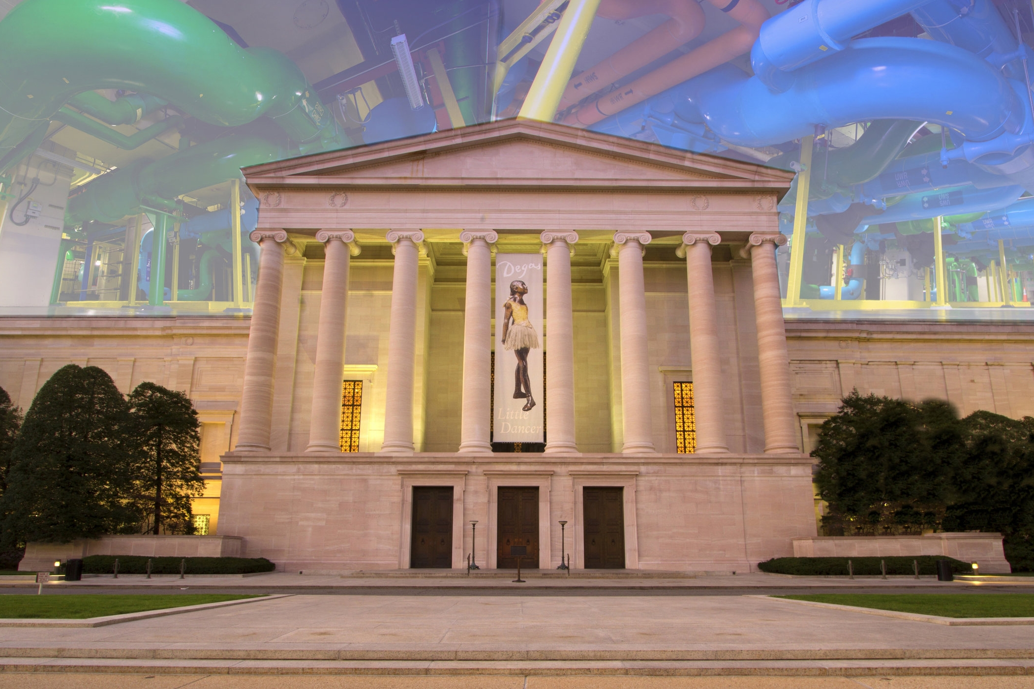 The National Gallery of Art, a steadfast SETTY client, engaged itself with the grand goal of cutting energy costs by 20 percent by 2020; a goal met and exceeded by 2013. By focusing on controls, operations, and maintenance, to date the NGA has reduced their energy costs by $5,000,000 and together we continue to drive the energy consumption down.