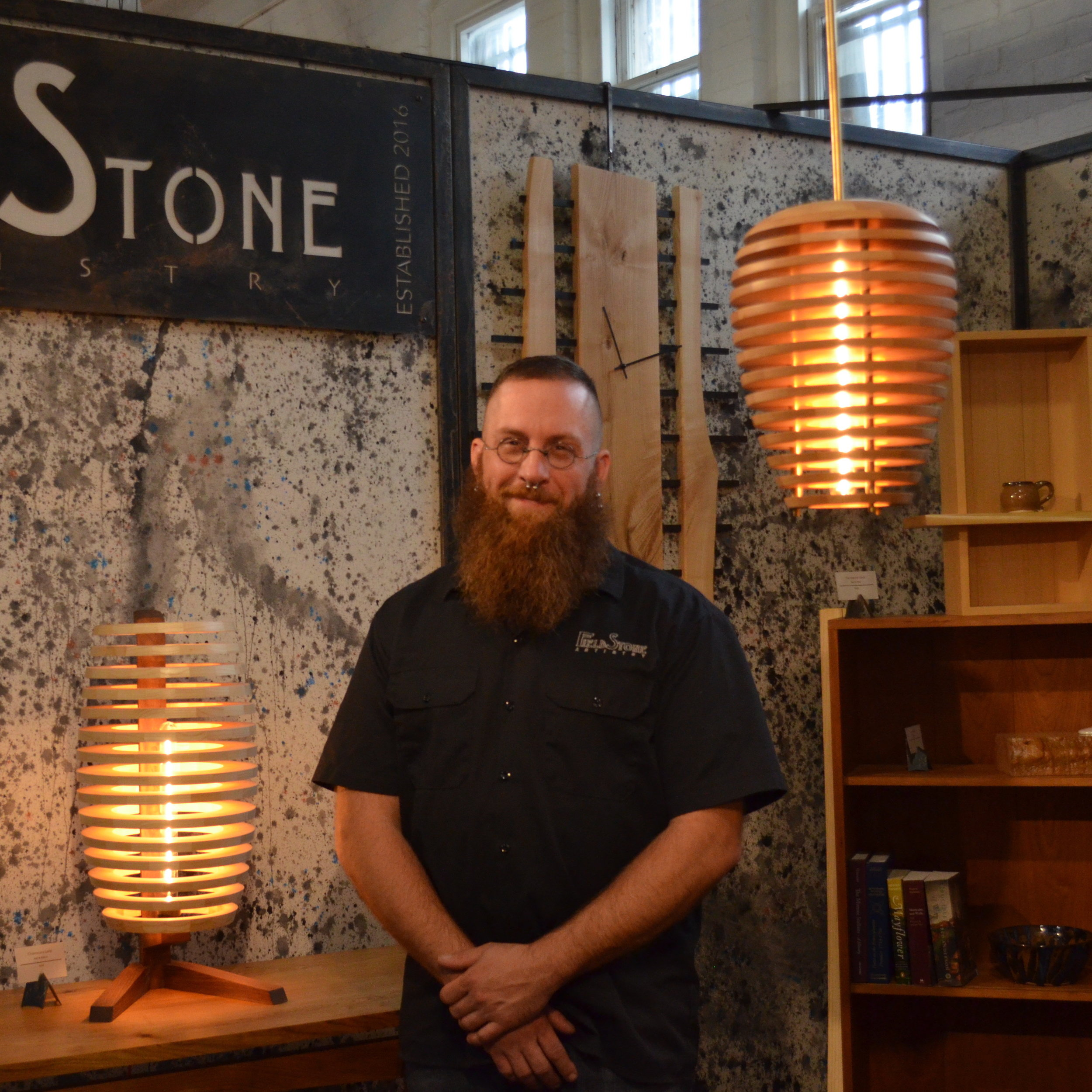 Best In Show - Accessory - Twilight Pendant Lamp - 2017 Fine Furnishings Show