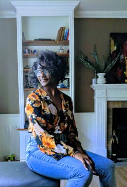 Aissatou Bah in Toronto.