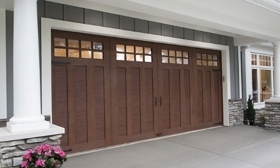 garage doors - We partner with America's best manufacturers.