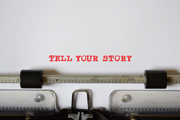 tell your story in grant and fundraising