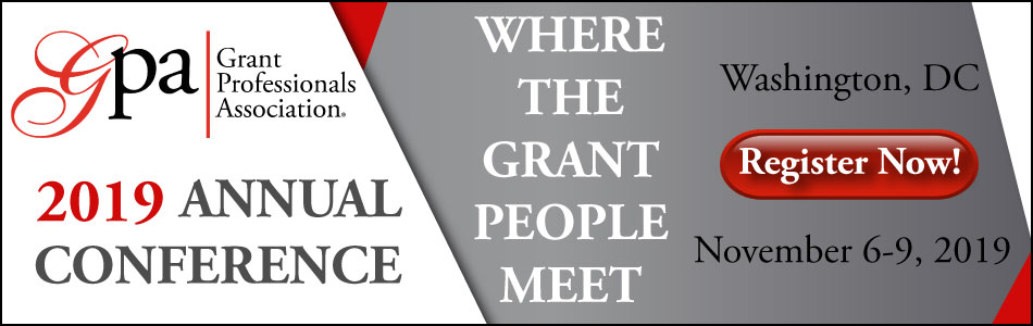 grant professional association conference