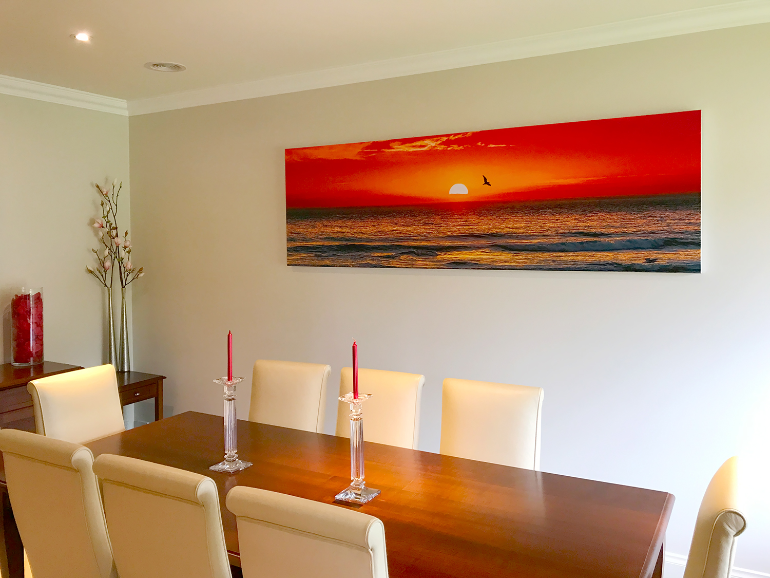 gunnamatta-sunset-stretched-canvas-homes-nikart