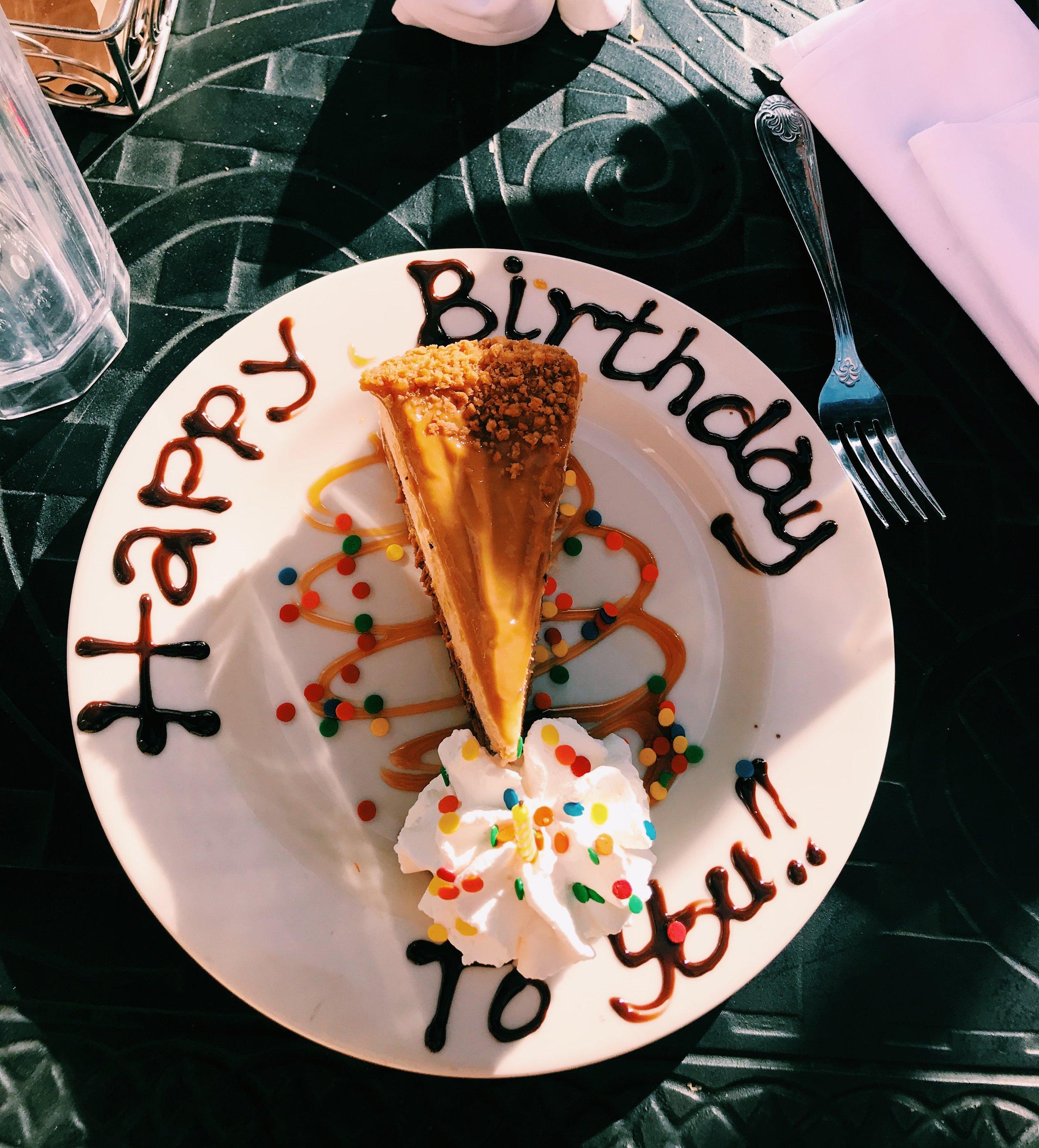 i turned 22.