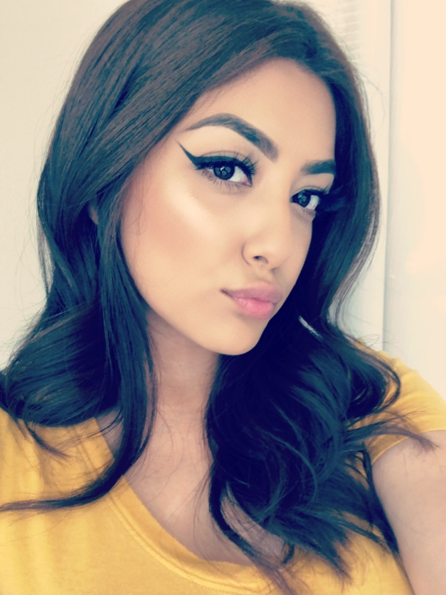 Carina Aguilar - Hi! My name is Carina Aguilar, I am a Licensed Aesthetician. I specialize in eyelash extensions. My job is to enhance the unique beauty of every one of my clients eyes. I want to help you and others look and feel beautiful inside and out!