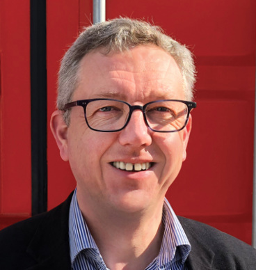 Phil Tate - Regenerative Futurist
