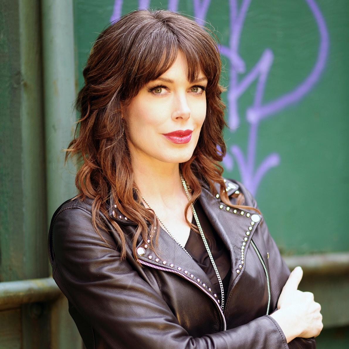 Tara Moss , author of the  Mak Vanderwall PI  series and brand new  Billie Walker  series, is headlining at Murder She Wrote © Berndt Sellheim