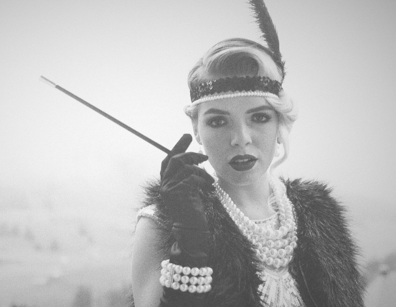 Dress for the 1920s  and head to  Noir at the Bar  on 1 November 2019