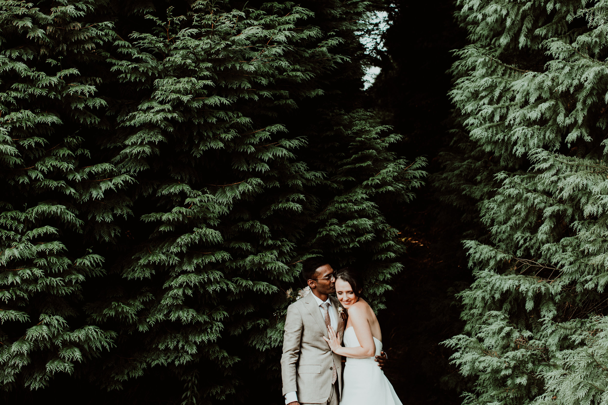 Photo in forest at newcastle hunter valley sydney area with wedding photographer.jpg