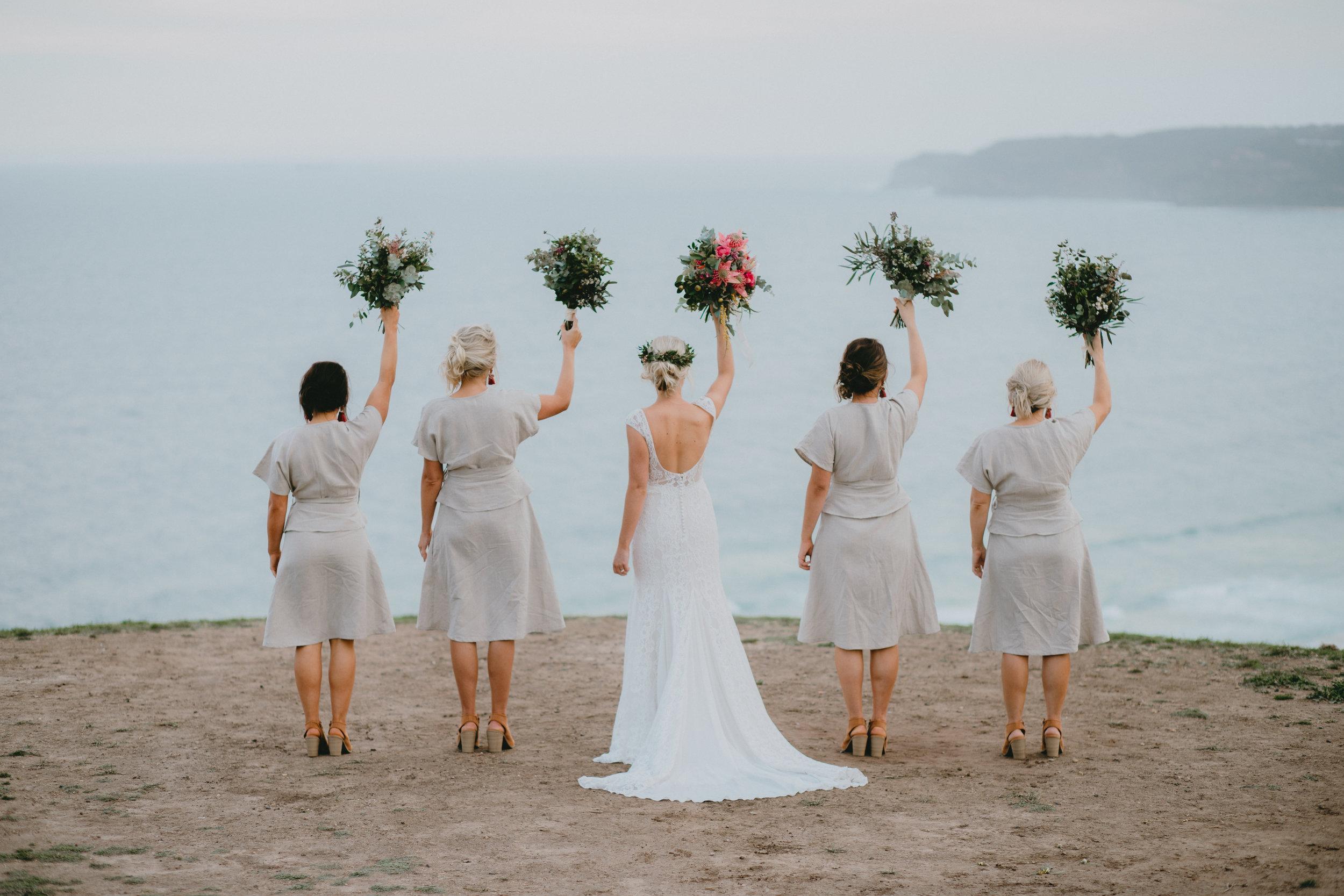 colourful wedding photography by samuel jacob wedding photographer newcastle hunter valley