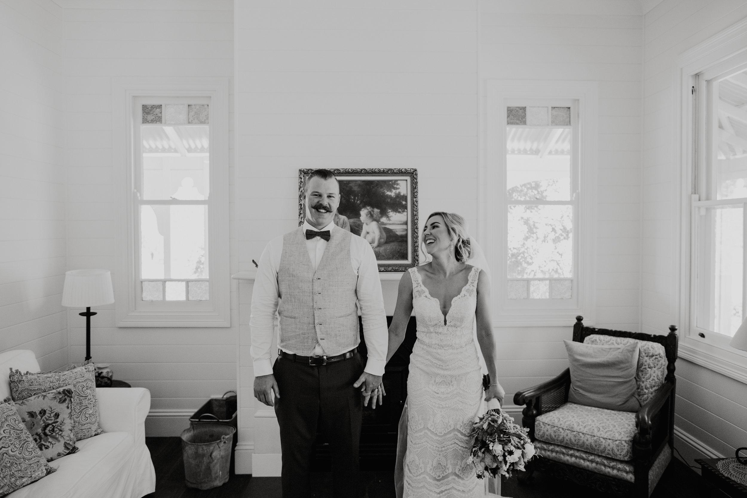 Jess & Luke - Denman, New South Wales.