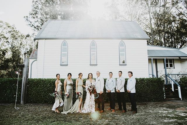 Most of my couples I haven't met before they booked, however almost every wedding I go to there are people that I know there. Every wedding is a surprise of who i'm going to see!