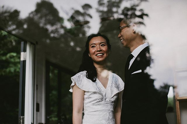 """I often suggest to plan a tasteful, fun, organised creative wedding day, and then when it comes, let it go & enjoy celebrating! 🎉 A helpful way to do this is to have a full day of doing absolutely nothing the day before your wedding. This worked really well for Anna & I because we don't get out of task mode too easily. We said """"whats done is done"""", so on the day we were fresh & could just relax & enjoy 🤵🏼👰🏻🙌🏼 If you have any wedding questions about tips i've picked up over seeing many weddings, feel free to comment below or DM. Happy to help 💍"""