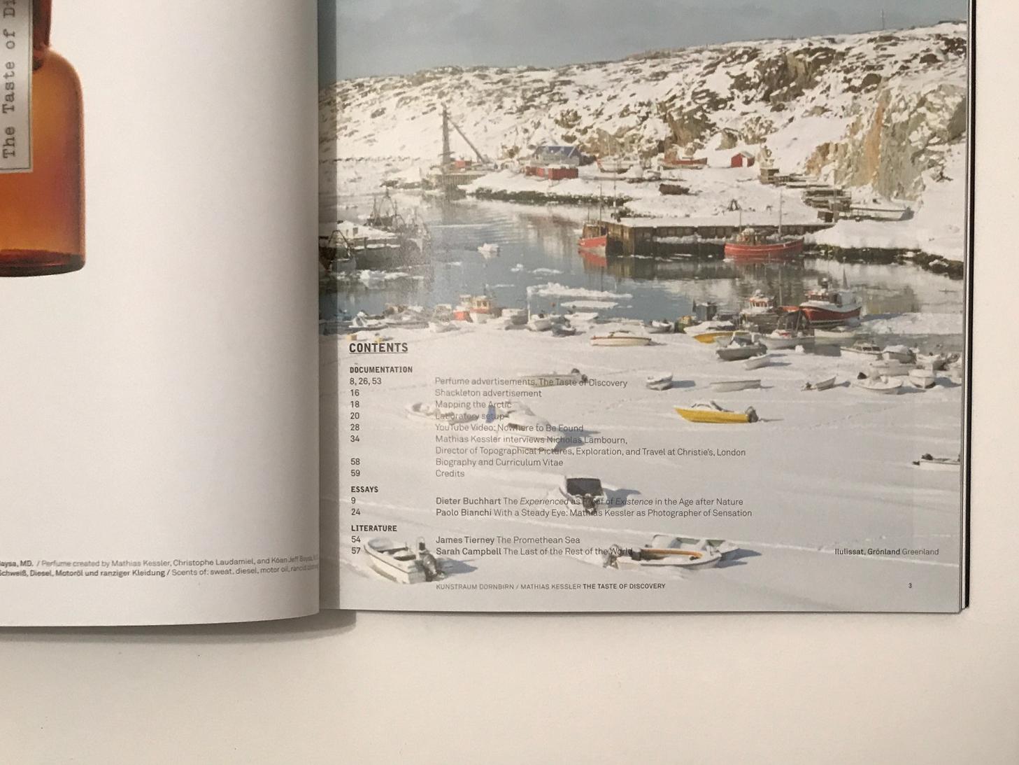 Exhibition catalogue design, printed matter, Mathias Kessler, EA Projects, Elizabeth Azen