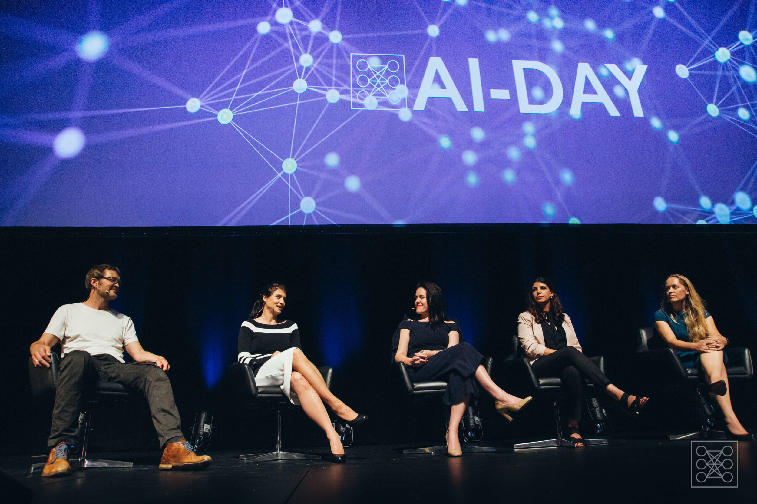 Discussing the impact of AI on people and society at AI-DAY 2018