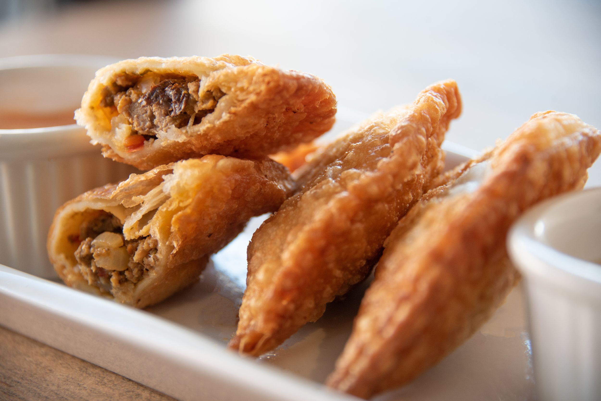 Authentic Puerto Rican Pastelillos - Turnovers with various savory fillings of your choice