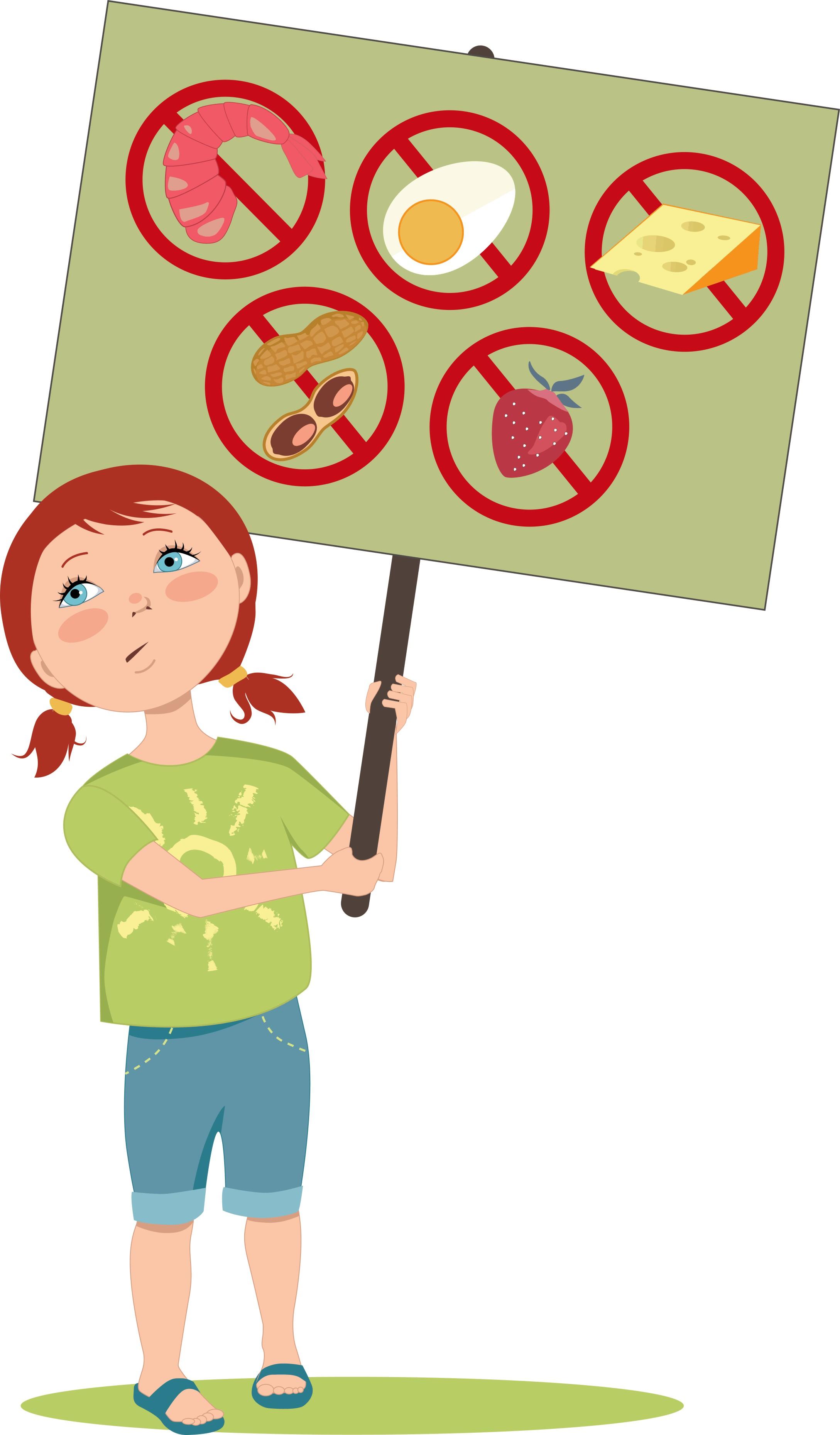 Camarones, lácteos y maníes son solo algunos de los ejemplos más comunes que tu cuerpo usa como ruleta rusa para establecer una reacción alérgica.