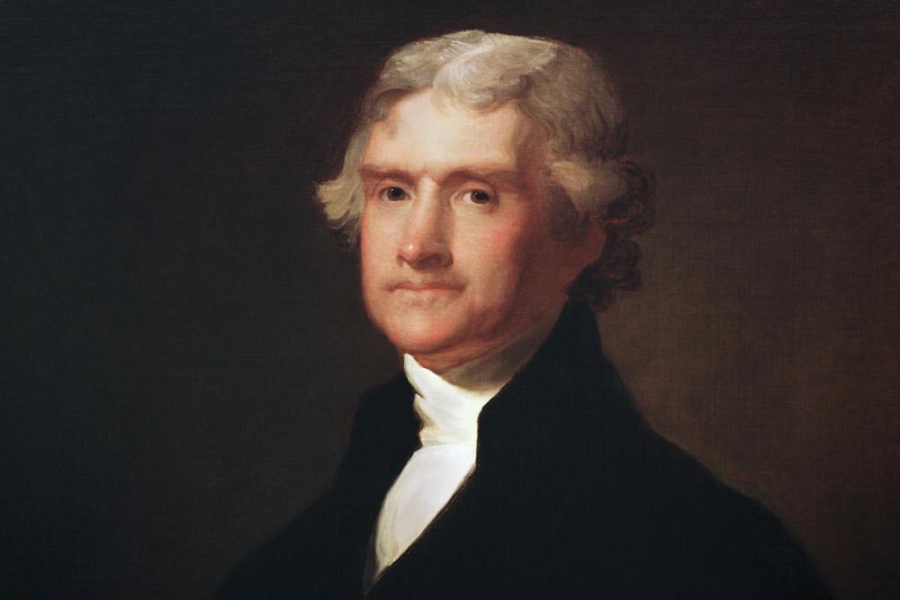 Thomas Jefferson, el tercer presidente de los Estados Unidos y autor de la Declaración de la Independencia fue el primer examinador de patentes de la nación.