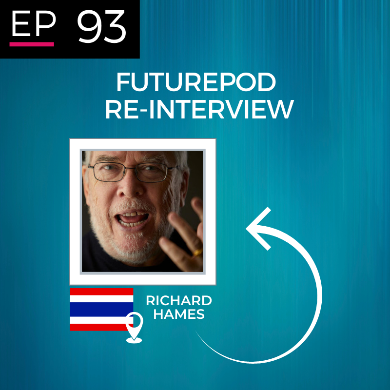 EP 93: The ReInterview - Richard Hames